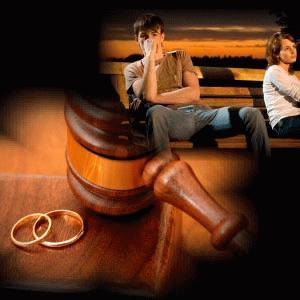 Наложение ареста на имущество при разводе