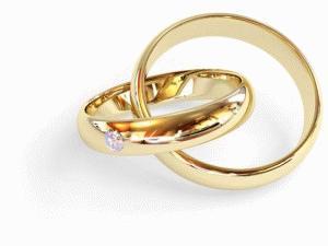 Если жена отдала оба оброчальных кольца