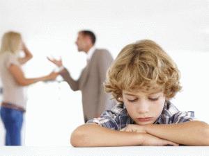 Развод как объяснить ребенку в 5 лет