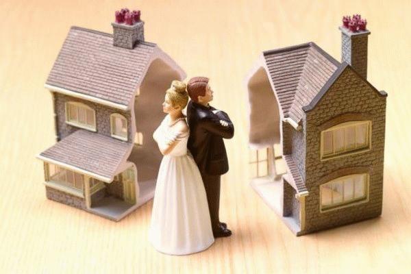 Раздел совместно нажитого имущества без развода
