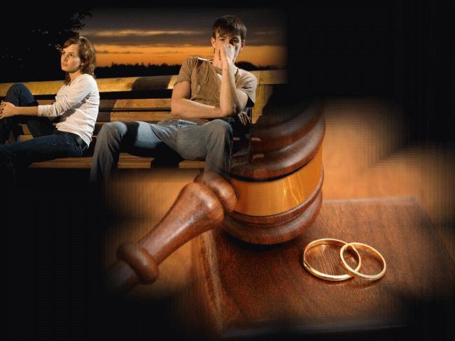 Согласие супруга на развод образец