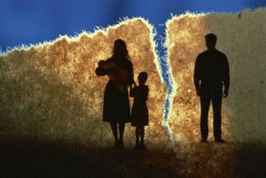 Развод как делить имущество если есть ребенок