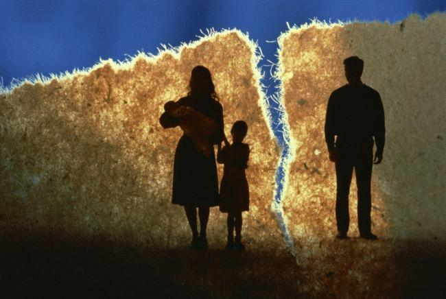Как осуществляется деление имущества при разводе с ребенком