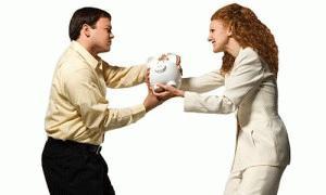 Что не делится при разводе между супругами
