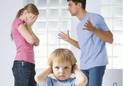 Подготовка крохи к разводу