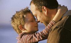 Общение детей с отцом
