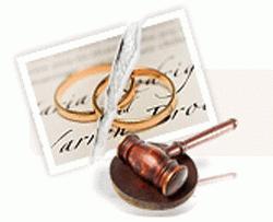 Судобное уведомление при разводе сроки