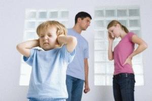 Права матери при разводе на ребенка