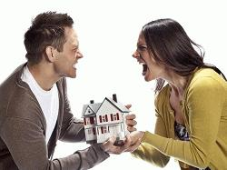Может ли жена лишиться доли если не прописана в доме