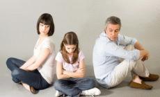 Делится ли имущество на детей при разводе
