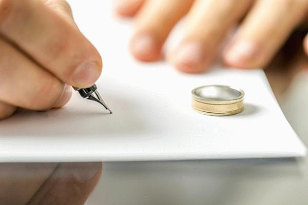 Процесс развода через суд без детей