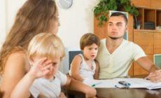 Как развестись, если есть несовершеннолетние дети