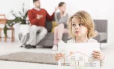 Процесс развода, если есть несовершеннолетний ребенок