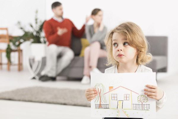 Развод с женой, если есть несовершеннолетний ребенок, как развестись с женой, если есть маленький ребенок