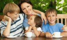 Размер алиментов на 3-х детей