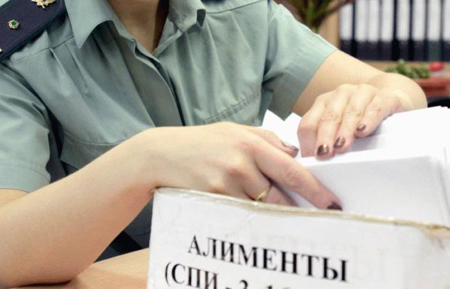 Исполнительное производство по взысканию алиментов на детей: заявление о возбуждении и окончании
