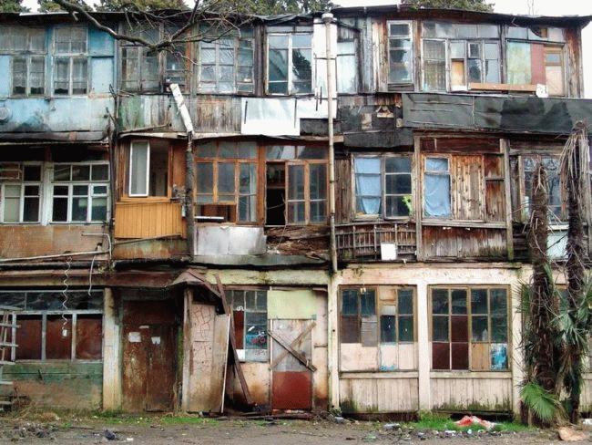 Аварийное жилье приватизировать нельзя