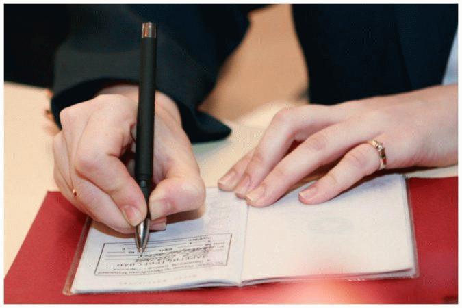Адрес регистрации в паспорте