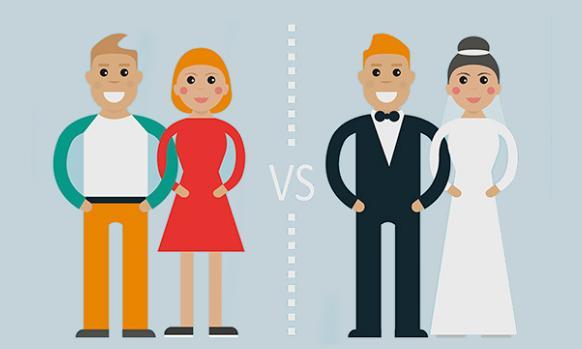 Сожительство или официальный брак