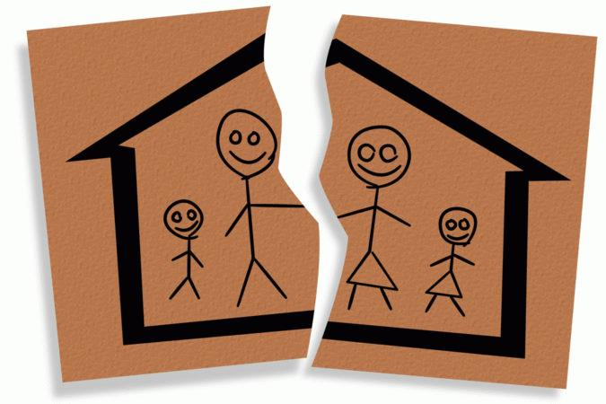Развод и налогообложение