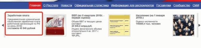 Сайт статистики