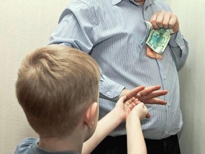 Родители, которые уклоняются от выплаты алиментов, могут быть паривлечены к ответственности