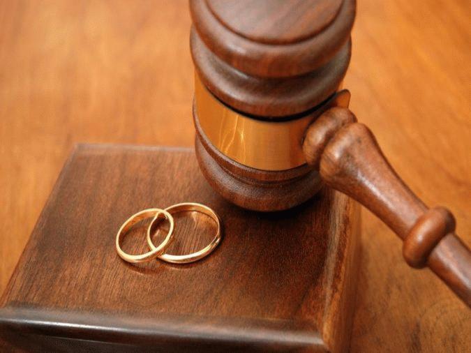 Развод в суде требует сил и времени