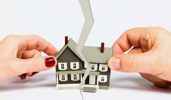 Развод при ипотеке