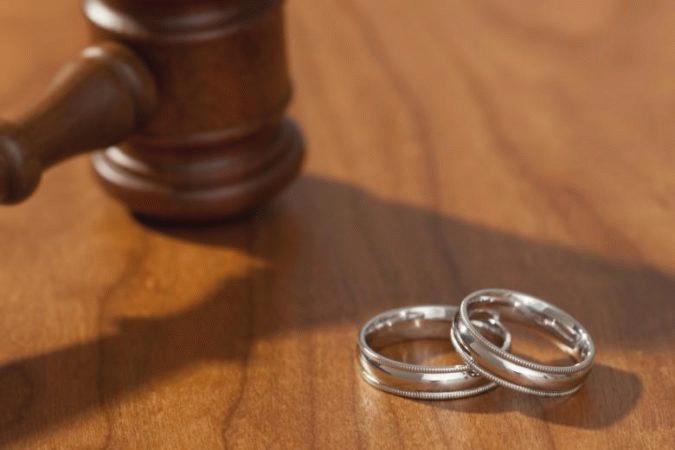 документы при разводе