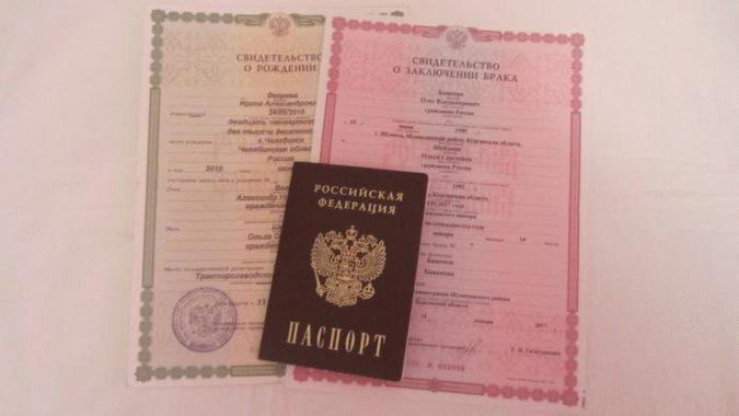 документы для аннулирования брака
