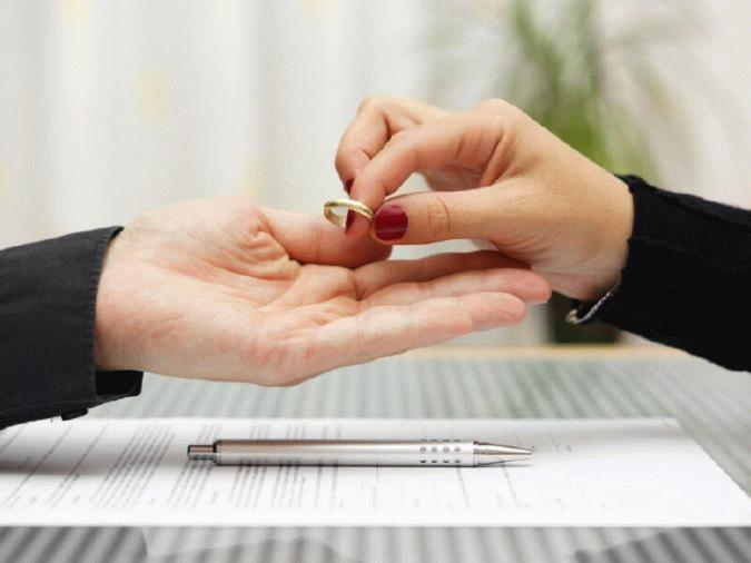 При разводе рассматривать раздел имущества можно только по отношению к тем предметам, которые являются совместно нажитыми