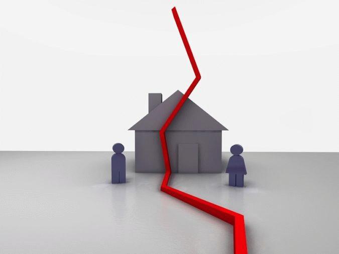 При получении доли имущества одна из сторон может обменять ее на компенсацию, размер которой эквивалентен ее стоимости