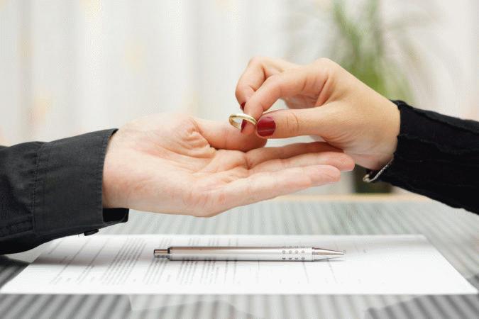 Развод согласие