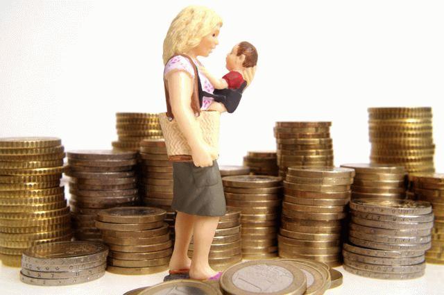 Алименты с матери ребенка - размер, условия и порядок оформления, способы взыскания